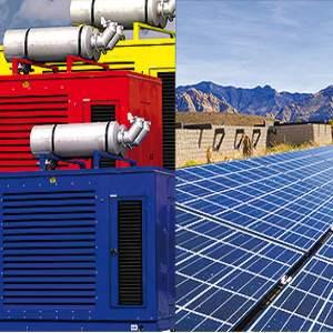 portare elettricità in aree agricole