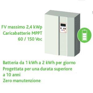 Batterie per ottimizzare l auto-consumo elettrico col fotovoltaico