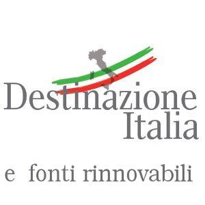 decreto destinazione italia e fotovoltaico