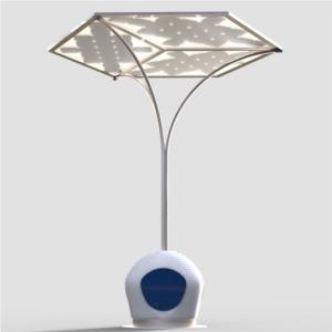 ombrellone solare electreeco
