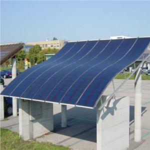fotovoltaico in arredo urbano