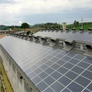 impianto fotovoltaico senza incentivo in azienda