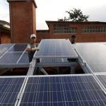 Impianto ibrido solare più diesel porta energia pulita in Malawi