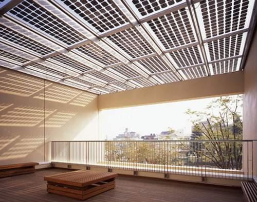 pannelli fotovoltaici trasparenti 1