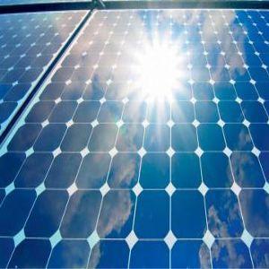 produzione di impianti fotovoltaici