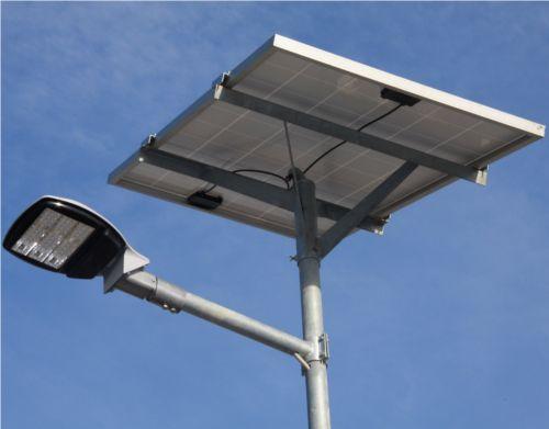 Lampione fotovoltaico BISOL SSL-30_Silver