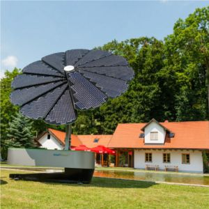 smartflower generatore fotovoltaico