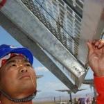 Vetro solare cinese, UE impone dazi doganali