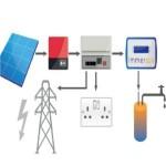 Come accumulare l'energia fotovoltaica con uno scaldabagno