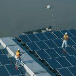Singapore scommette sul fotovoltaico galleggiante