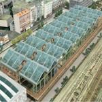 La centrale fotovoltaica più potente di Francia nel cuore di Parigi