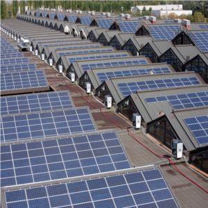 ti solari su centro agroalimentare