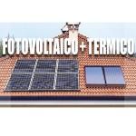 Il fotovoltaico più termico a filiera corta 100% made in Italy