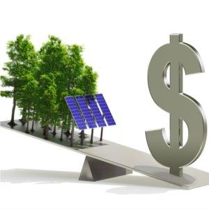 rinnovabili e costo della bolletta