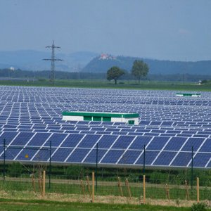 Impianto fotovoltaico da 1MW nell'ex discarica di Erbenschwang