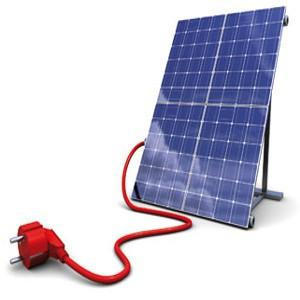 rilevare un impianto fotovoltaico in funzione