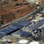Inaugurata la prima Solar Farm di Malta