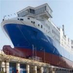 Il primo traghetto alimentato a gas naturale