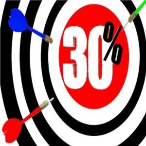 efficienza energetica 30 per cento al 2030