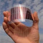 Celle fotovoltaiche organiche stampabili in arrivo dall'Australia