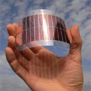 cella fotovoltaica organica