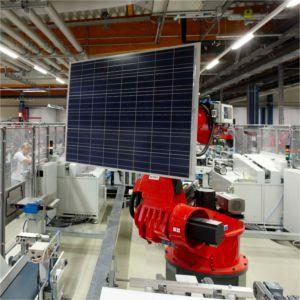 Il nuovo modulo ad alto rendimento di Aleo Solar