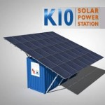 Una centrale fotovoltaica trasportabile per lo sviluppo dell'Africa
