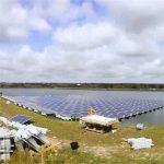 Il fotovoltaico flottante arriva in Gran Bretagna