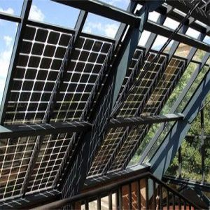 fotovoltaico vetro-vetro