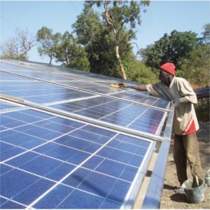 impianto fotovoltaico togo