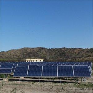 Impianto da un megawatt Terrazas-del-Portezuelo
