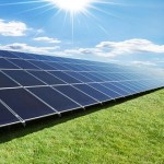 Una centrale fotovoltaica ecocompatibile in Inghilterra