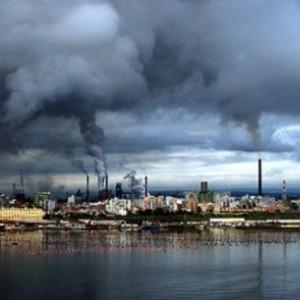 centrale a carbone centrale che inquina