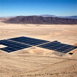 Centrale fotovoltaica DesertSunlight in California