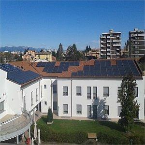 Trina Solar, moduli fotovoltaici per una residenza anziani