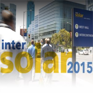 Intersolar 2015: i finalisti alla fiera di Monaco