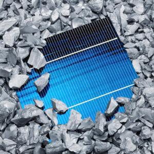 cella fotovoltaica Silicio