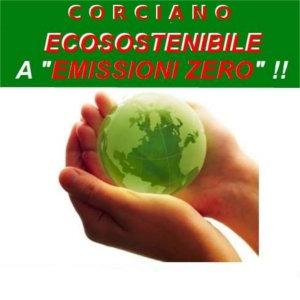 Bravo Corciano, Comune Green e sostenibile!
