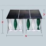 SolarMill, eolico e fotovoltaico integrati