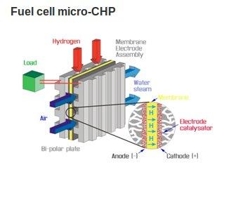 Cogeneratore a idrogeno da oggi realt con i contributi for Permettono di riscaldare senza inquinare