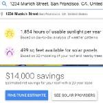 Google Sunroof Project, google maps al servizio del fotovoltaico