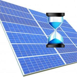 quanto produce il fotovoltaico nel tempo