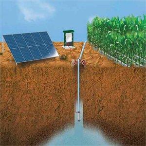 sistema di pompaggio idrico fotovoltaico