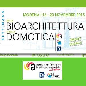 settimana bioarchitettura e domotica