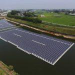 Fotovoltaico galleggiante, in Giappone presto il più grande al mondo