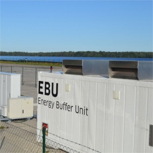 energy storage system EBU belectric