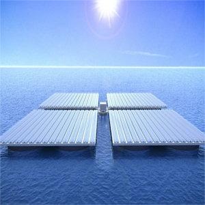 Da Università di Vienna, nuovo sistema per Fotovoltaico Galleggiante