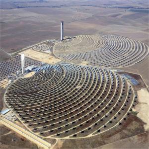 mega parco fotovoltaico