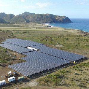 Fotovoltaico più Diesel ai Caraibi fanno risparmiare 800.000 litri di gasolio/anno