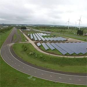UK, fotovoltaico anche al servizio della mobilità elettrica